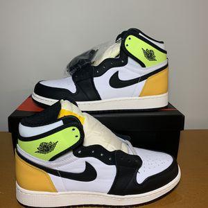 """Jordan 1 """"Volt"""" 7Y for Sale in Atlanta, GA"""