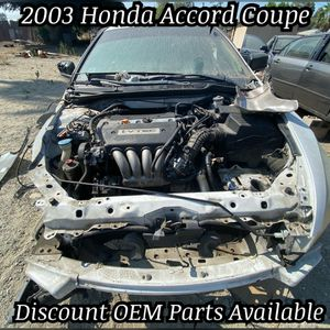 2nd Generation Honda OEM Parts 02-08 Accord for Sale in Rancho Cucamonga, CA