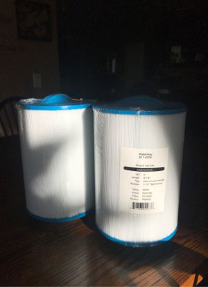 NEW spa/hot tub filter (2) for Sale in Tacoma, WA
