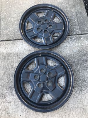 Jeep hubcap covers for Sale in Broadview Heights, OH