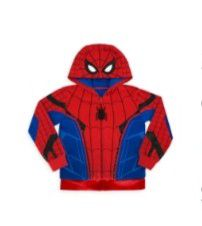 Spider Man Costume Hoodie Size 9/10 for Sale in Rialto, CA