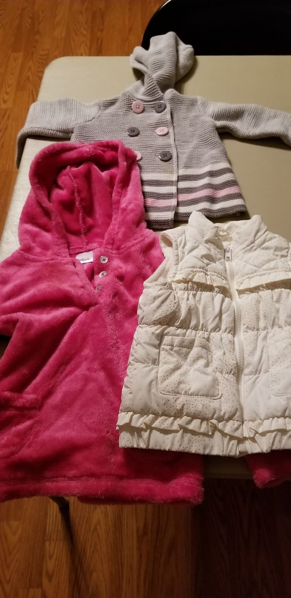 Girls blankets and cooler weather attire