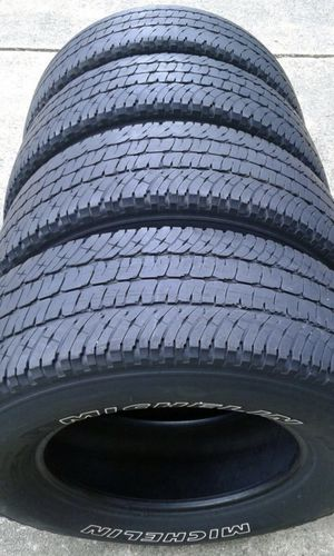 4 new tires 18 272/70/R18 for Sale in Frostproof, FL