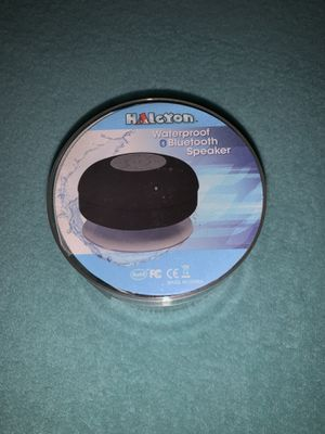 Brand new waterproof portable Bluetooth speaker. Sealed in package for Sale in Escondido, CA