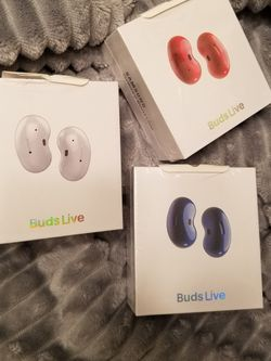 Samsung Galaxy Buds Live Wireless Bluetooth Earbuds for Sale in Placentia,  CA