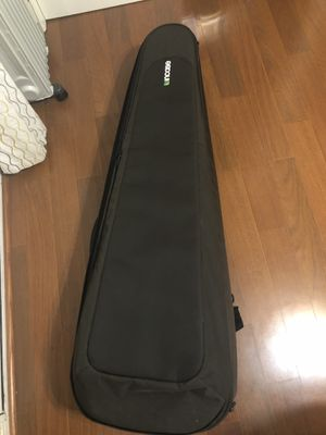 Incase Bass Guitar gig bag for Sale in Clarksburg, MD