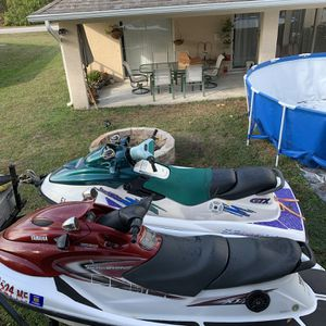 2 Jet Skis for Sale in Port St. Lucie, FL