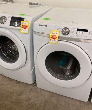 Samsung Washer Dryer Set 🔥💦🔥💦 N72 for Sale in Lawndale, CA