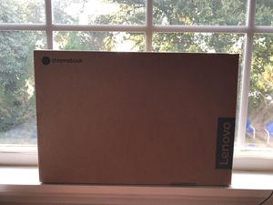 "BRAND NEW IN THE BOX SEALED 2019 LENOVO GOOGLE CHROME BOOK LAPTOP 14"" INCH 32GB ((WATERPROOF)) for Sale in Los Angeles, CA"