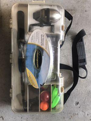 Shakespeare telescoping kit for Sale in Tampa, FL