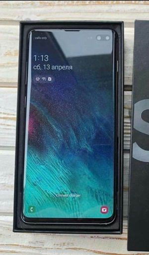 SAMSUNG Galaxy S10 Plus, Factory Unlocked..( Almost New Condition) for Sale in Springfield, VA