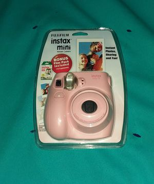 Fujifilm instax camera for Sale in Springfield, OH