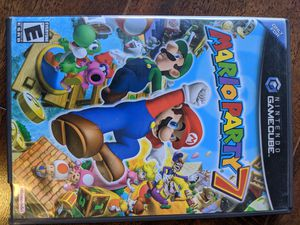 Mario Party 7 for Sale in Tacoma, WA