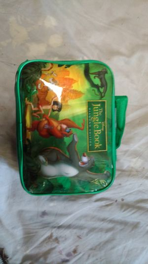 Jungle book lunchbox for Sale in Shreveport, LA