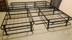 Dromma bed frame for king size mattress for Sale in Streetsboro, OH