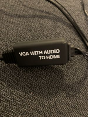 VGA to HDMI cable for Sale in Los Angeles, CA