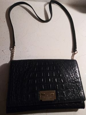 Kate Spade purse in dark navy blue new for Sale in Arlington Heights, IL