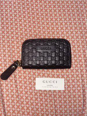 Gucci micro zip wallet for Sale in San Antonio, TX