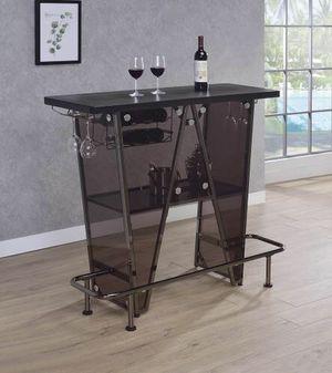 black bar table for Sale in Hialeah, FL