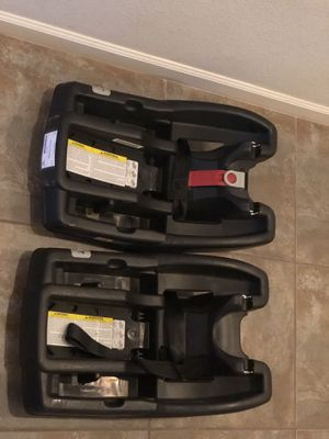 Graco Click Connect Car seat bases for Sale in Albuquerque, NM