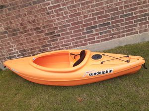 8ft kayak-paddle-Life jacket $200 for Sale in Wylie, TX