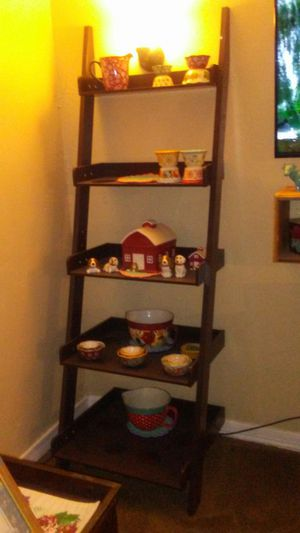 Ladder shelf for Sale in Midwest City, OK