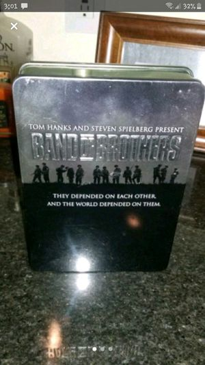 Band of Brothers Box Set for Sale in Port Norris, NJ