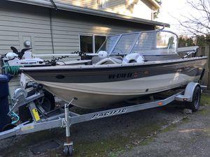16' Crestliner - Nice Fishing Boat for Sale in Edmonds, WA