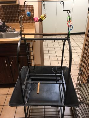 Bird Play Stand for Sale in Laurel, MD