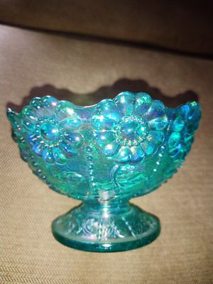 Gorgeous rare Fenton candle holder for Sale in Broadview Heights, OH