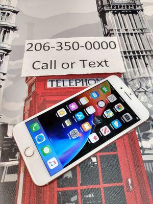 iPhone 8 plus TMobile metro pcs for Sale in Seattle, WA