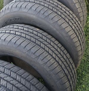 ***GOODYEAR 265/65R18 SET OF 4*** for Sale in Dallastown, PA