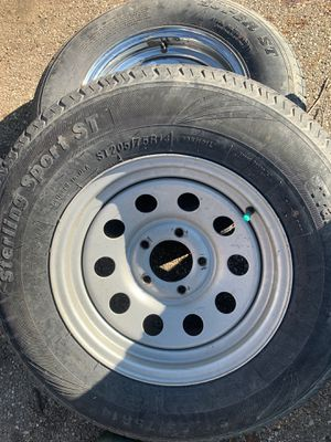 Trailer tires for Sale in Columbus, OH