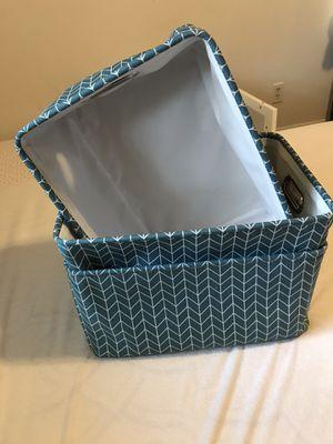 4 storage bin for Sale in Houston, TX