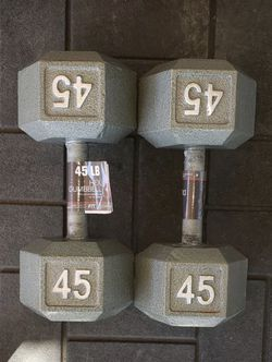 Dumbbells dumb bell dumbells dumbbell set weights curl bicep tricep for Sale in San Leandro,  CA