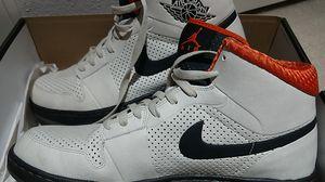 Nike Air Jordan Alpha 1 Retro Birch Orange Blaze for Sale in Littleton, CO