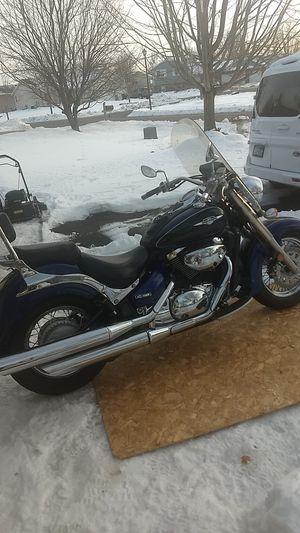 Motorcycle. SUZUKI BOULEVARD for Sale in Saint Michael, MN