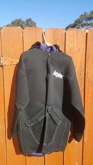 Jet Pilot Wetsuit jacket for Sale in US