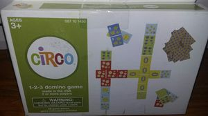 Circo 1-2-3 Domino Game for Sale in Hampton, VA