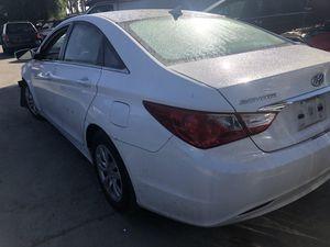 2010 Hyundai Sonata parts only cardinal auto wrecking Escondido parts only for Sale in Escondido, CA