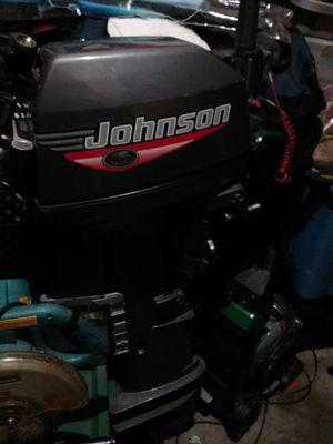 Johnson extra long shaft 8hp ob motor for Sale in Sumner, WA
