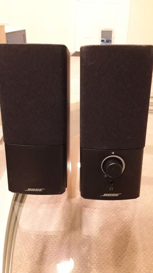 Bose Companion 2 Series Speakers for Sale in Columbia, MD