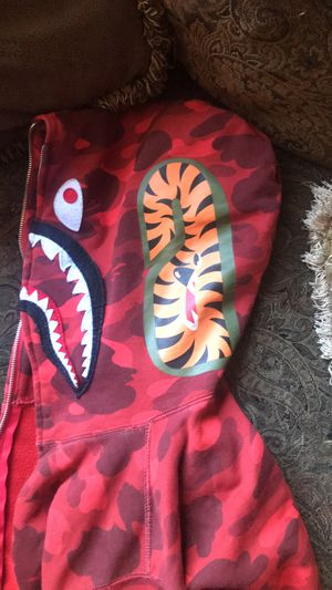Red Bape sweater for Sale in The Bronx, NY