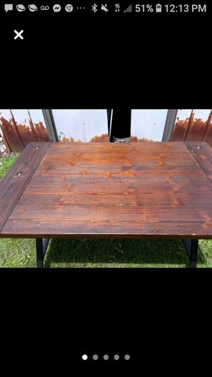 Table only no chairs for Sale in Auburndale, FL