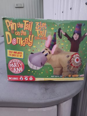 Pin The Donkey for Sale in Orlando, FL