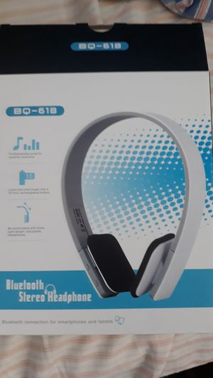 Bluetooth stereo noise cancelling headphones for Sale in Rancho Santa Margarita, CA