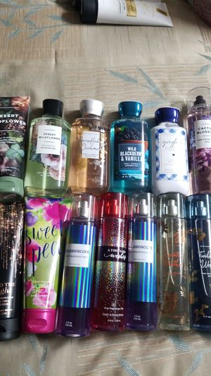 BUNCH OF BATH AND BODY WORKS- $7.50 EACH for Sale in Stanton, CA