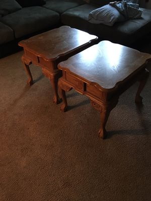 End tables for Sale in Salisbury, NC
