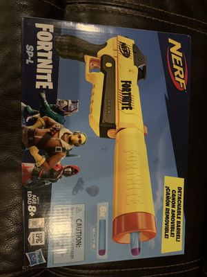 Brand new fortnite nerf gun for Sale in Lake Worth, FL