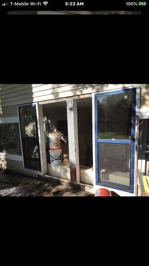 """24""""X60"""" insulated windows, double hang Argon filled for Sale in Annandale, VA"""